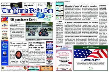 The Laconia Daily Sun – May 22, 2018