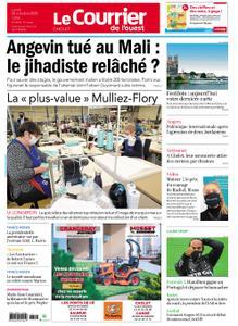 Le Courrier de l'Ouest Cholet – 26 octobre 2020