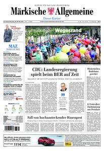 Märkische Allgemeine Dosse Kurier - 18. Mai 2019