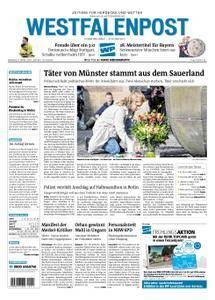 Westfalenpost Wetter - 09. April 2018