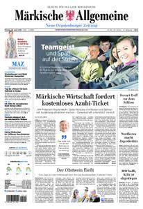 Neue Oranienburger Zeitung - 30. April 2018