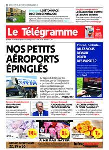 Le Télégramme Ouest Cornouaille – 06 février 2020