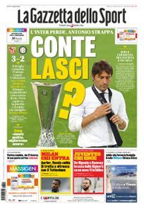 La Gazzetta dello Sport Sicilia – 22 agosto 2020