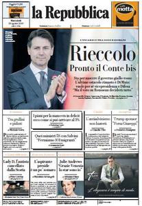la Repubblica - 28 Agosto 2019