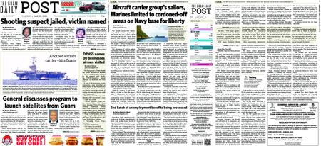 The Guam Daily Post – June 25, 2020
