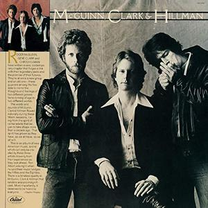 Roger McGuinn, Gene Clark & Chris Hillman - McGuinn, Clark & Hillman (1979/2019)