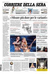 Corriere della Sera - 7 Marzo 2021