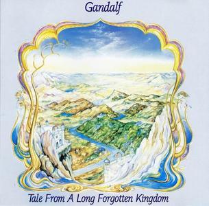 Gandalf - Tale From A Long Forgotten Kingdom (1984)