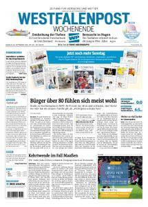 Westfalenpost Wetter - 22. September 2018