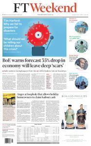 Financial Times UK - April 18, 2020