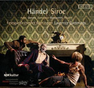 Yosemeh Adjei, FestspielOrchester Gottingen, Laurence Cummings – Handel: Siroe, Re di Persia (2014)