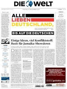 Die Welt - 17. November 2017