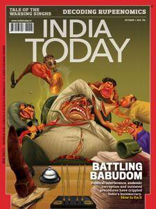 India Today - October 01, 2018