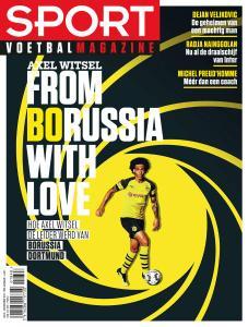 Sport Voetbal Magazine - 28 November 2018