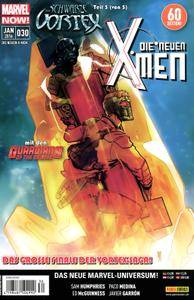 Die neuen X-Men 30 Panini 2016 Gurk TheE