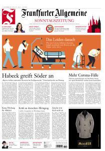 Frankfurter Allgemeine Sonntags Zeitung - 27 September 2020