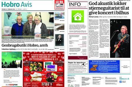 Hobro Avis – 27. februar 2018