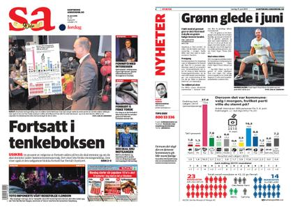 Sarpsborg Arbeiderblad – 15. juni 2019