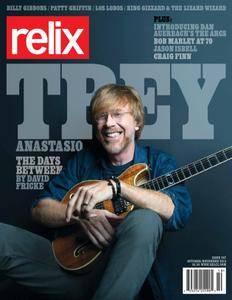 Relix - October 2015