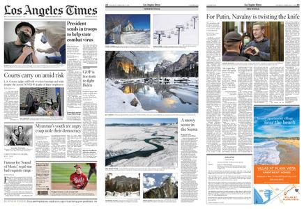 Los Angeles Times – February 06, 2021