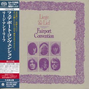 Fairport Convention - Liege & Lief (1969) [Japanese Limited SHM-SACD 2010] PS3 ISO + Hi-Res FLAC
