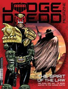 Judge Dredd The Megazine 364 2015 Digital