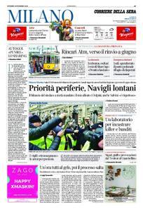 Corriere della Sera Milano – 21 dicembre 2018