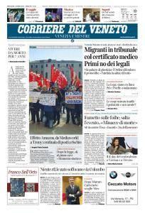Corriere del Veneto Venezia e Mestre - 21 Marzo 2018