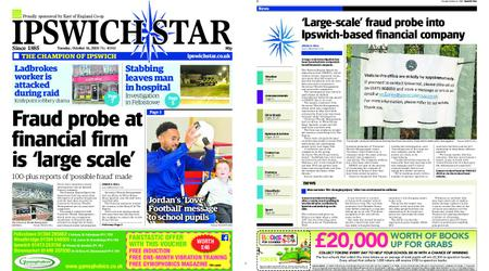 Ipswich Star – October 16, 2018