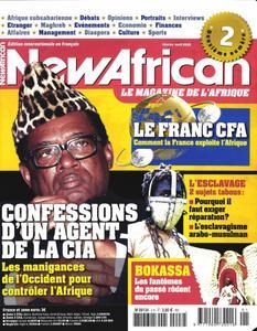 New African, le magazine de l'Afrique - Février - Avril 2008
