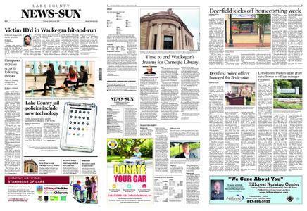 Lake County News-Sun – October 16, 2018