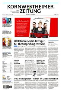 Kornwestheimer Zeitung - 14. Januar 2019