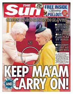 The Sun UK - 4 March 2020
