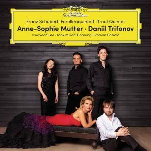 Anne-Sophie Mutter & Daniil Trifonov - Schubert: Forellenquintett - Trout Quintet (Live) (2017)