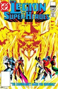 Legion of Super-Heroes 288 digital LP
