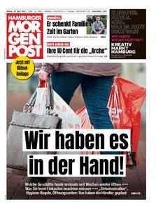 Hamburger Morgenpost – 20. April 2020