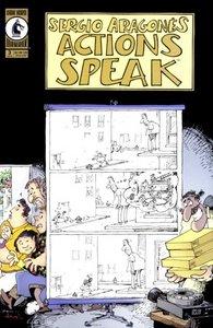 Actions Speak - Sergio Aragones (3 of 6)