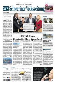 Schweriner Volkszeitung Hagenower Kreisblatt - 22. Dezember 2018