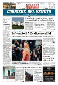 Corriere del Veneto Vicenza e Bassano – 30 agosto 2019