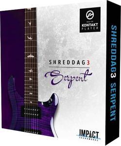 Impact Soundworks Shreddage 3 Serpent KONTAKT