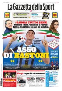 La Gazzetta dello Sport Sicilia – 27 marzo 2020