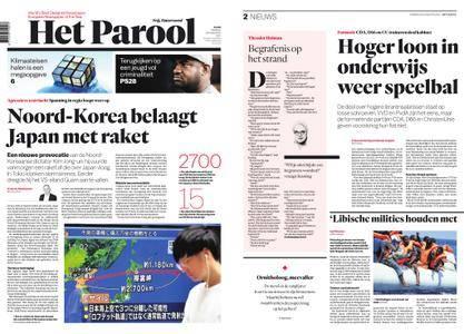 Het Parool – 29 augustus 2017