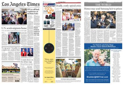 Los Angeles Times – August 30, 2019