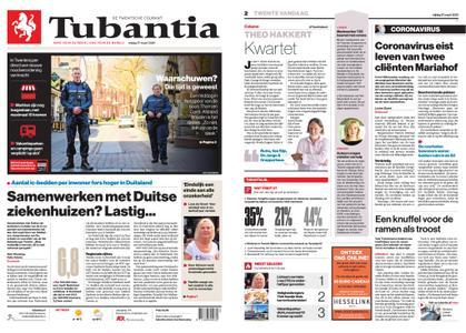 Tubantia - Enschede – 27 maart 2020