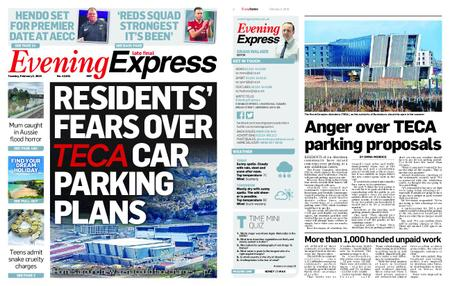 Evening Express – February 05, 2019