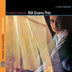 Bill Evans Trio - Explorations (1961) {OJC Remasters Complete Series rel 2011, item 17of33}