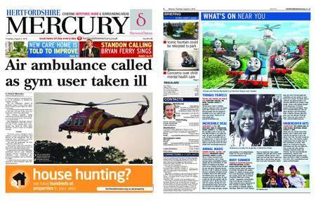 Hertfordshire Mercury – August 02, 2018