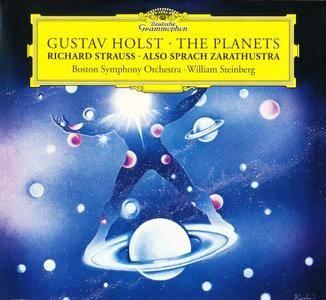 Boston Symphony Orchestra & William Steinberg - Holst: The Planets; Richard Strauss: Also Sprach Zarathustra (2018)
