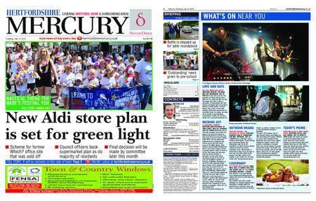 Hertfordshire Mercury – July 12, 2018