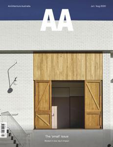 Architecture Australia - July/August 2020
